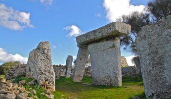Dolmens prehistoricos
