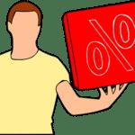 Ejercicios y problemas resueltos de porcentajes (Primaria, ESO y bachillerato)