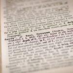 Palabras homógrafas: qué son, ejemplos y características