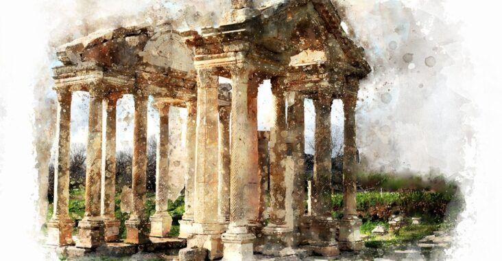 , Antigüedad clásica, características y arte, Estudianteo