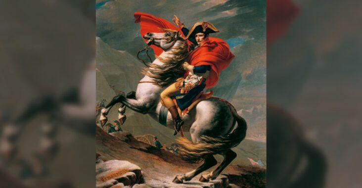 , Napoleón Bonaparte, Estudianteo