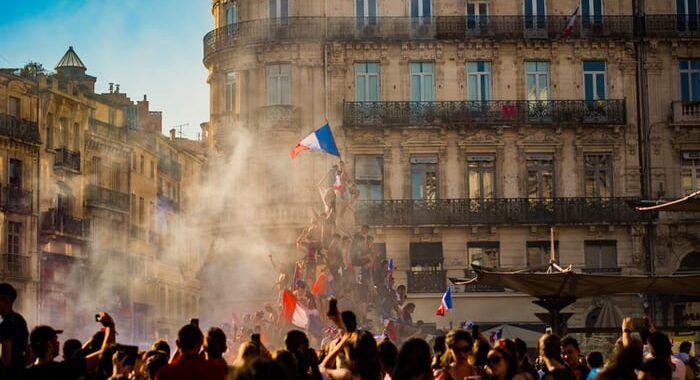 , Revolución de 1848. La «primavera de los pueblos» y el nacionalismo, Estudianteo