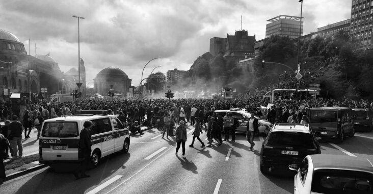, Revoluciones de 1989, Estudianteo