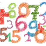 Ubicar los diferentes números en la recta numérica